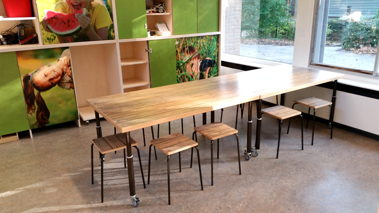 Keuken eiland restylexl een gezellige ruimte voor het hele gezin