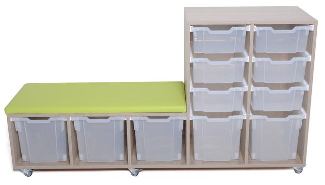 Metalen Opbergkast : 2kick - meubelfabriek - Kasten - opbergkasten