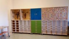 Timmer Atelierkast Print Open Gereedschap