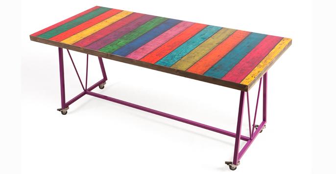 2kick meubelfabriek tafels stoelen en krukken - Glazen tafel gesmeed ijzer en stoelen ...