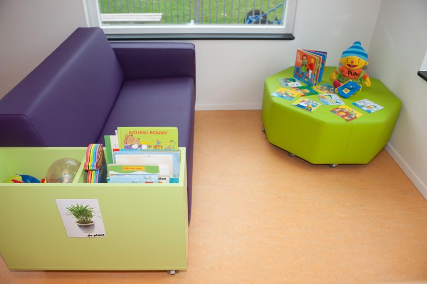 2kick meubelfabriek inrichting peuterspeelzalen vve kinderdagverblijf en peutergroepen - Bibliotheek wielen ...