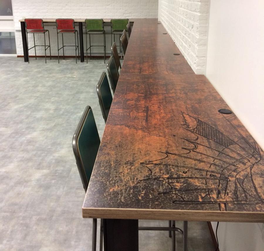 Ongebruikt 2kick - meubelfabriek - Tafels, Stoelen en Krukken VG-89