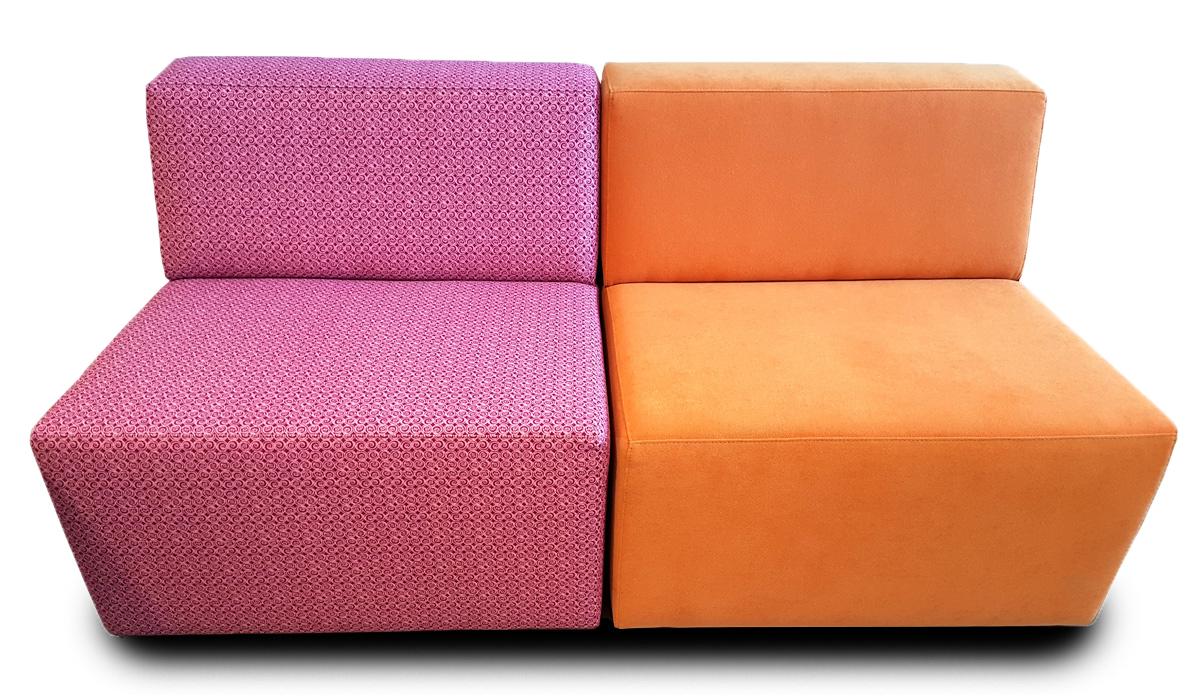 Nieuw 2kick - meubelfabriek - Flex - elementenbank QC-49