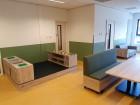 2KICK Bouwpodium Bouwkast Duplo Legotafel Treinbank Bank met Boekenbak